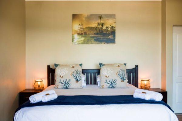 Room 3 Guest Room Bed